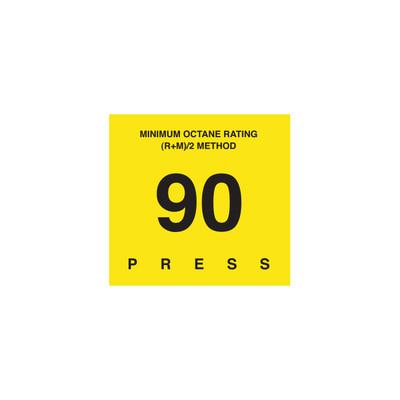 SG7-90 Octane & Cetane Rating Encore Actuator Graphic