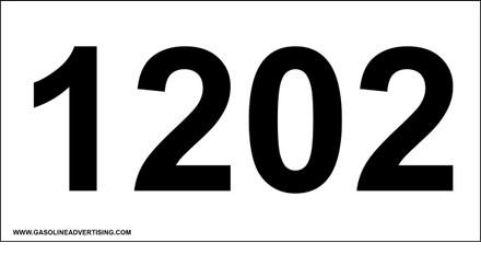 UN-1202 Decal