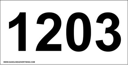 UN-1203 Decal