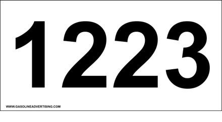 UN-1223 Decal