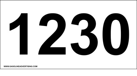 UN-1230 Decal