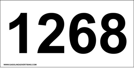 UN-1268 Decal