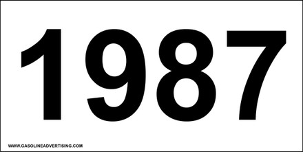 UN-1987 Decal