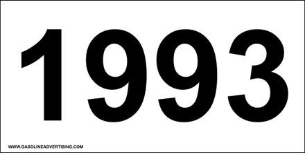 UN-1993 Decal
