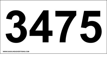 UN-3475 Decal