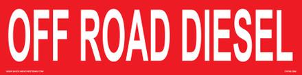CVD08-29W - OFF ROAD DIESEL