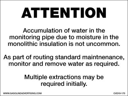 CVD19-170- Tank Water Decal