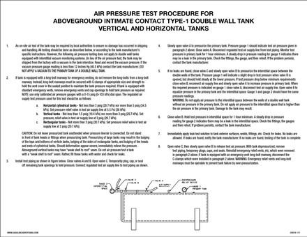 CVD19-171- Tank Air Pressure Decal