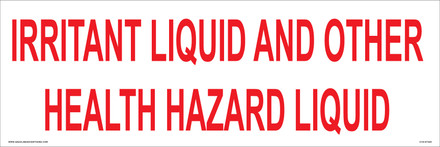 IRRITANT LIQUID - CVD-HTZ20