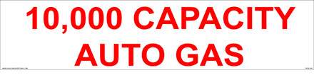 CVD20-009 - 10000 CAPACITY...