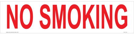 CVD15-180 - NO SMOKING