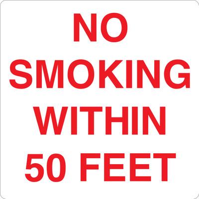 CAS16-32 Aluminium Sign - No Smoking...