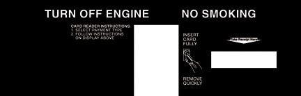 GA-EN06006G044 Option Panel with Reciept Door
