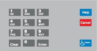 GA-EU03004G012 Keypad Overlays