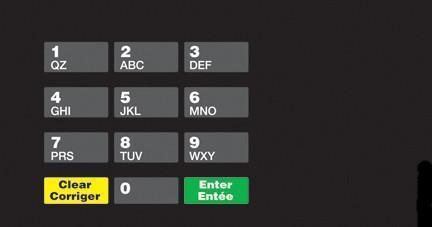 GA-EU03006G009 Keypad Overlays