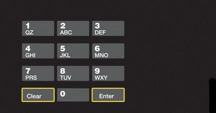 GA-EU03006G029 Keypad Overlays