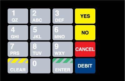GA-887862-ESG Ovation Keypad Overlay