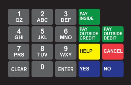 GA-887862-W1024-DCR Ovation Keypad Overlay