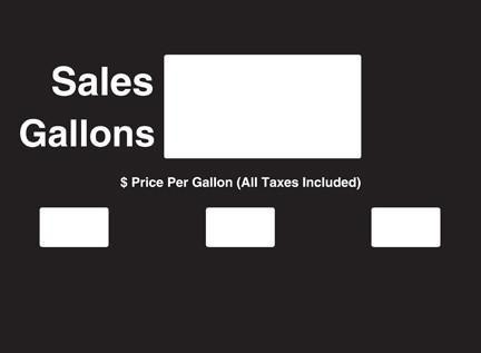 GA-887595-003-215C Vista 390/590U Dialface Decal 3 Produts Single Price Generic/Custom