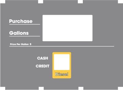 GA-887595-001-MOBD Vista 390/590U Dialface Decal 3 Produts Single Price Generic/Custom