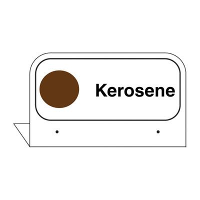 "FPI-11 Fill Pipe ID Tag ""Kerosene"""