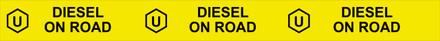 """TC-35-U """"Diesel Off Road"""" Tank"""