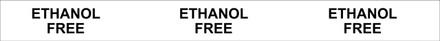 "TC-41-O ""ETHANOL FREE"" Tank"