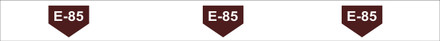 """TC-E85-O """"E85"""" Tank Collar"""
