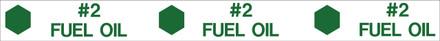 "TC-15-O ""# 2 Fuel Oil"" API Plastic Tank Collar"