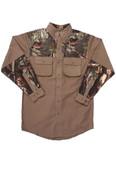 Long Sleeve Adult Shooter Shirt