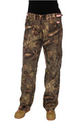 Ladies Camo & Pink Cargo Pants