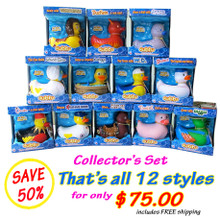 Collector's Set - SAVE 50% on ALL 12 styles