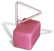 TOILET BOWL BLOCK W/HANGER