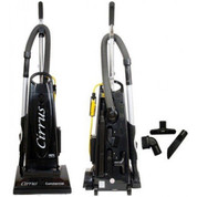 CIRRUS COMMERCIAL VAC W/ATTACHMENTS