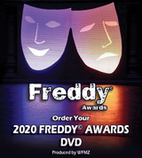 2020 FREDDY© Awards DVD