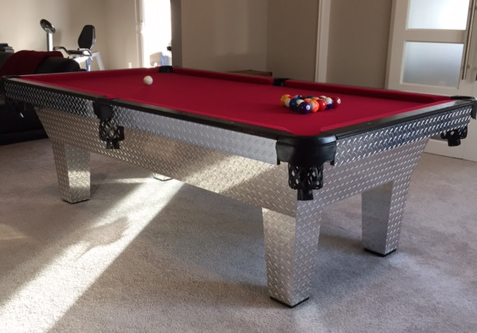 Good ... Pool Table ...