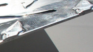 Diamond Plate Aluminum - Light Duty (.045) Various Sizes