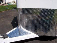 Diamond Plate Trailer Tounge covers