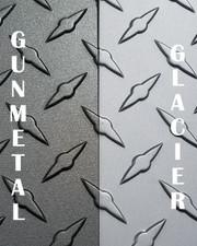 "48"" x 120"" Full Sheet GRAY Diamond Plate (choose shade)"