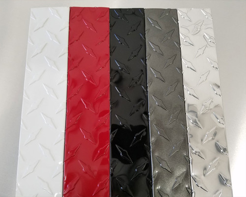 Diamond plate .025 Seams