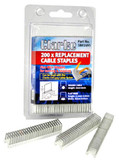 Flat Staples 12mm (For 053-025 Tacker) x 750