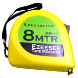 8mtr. / 26ft. Measuring Tape (Plastic Case)