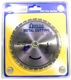 Thin Kerf Saw Blade For Metal 165mm x 40 Tooth x 20mm
