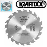Kraftixx Circular Saw Blade (Wood) 150mm x 20mm x 20T