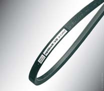 The Optibelt VB is the classical model amongst the drive belts due to its  multitude of application possibilities .  The qualities of this product come into their own when dealing with  difficult drives in agricultural machines  as well as when dealing with  extraordinary drive solutions, for example with V-flat drives in machine  construction.  Optibelt VB classical V-belts are S=C PLUS and are therefore unmeasured and  can be used in sets.  The Optibelt VB is the classical V belt used in many areas of the general  machine construction sector as well for special drives.   Advantages:  Excellent operational safety Optimal running characteristics Equal power transmission Abrasion-resistant cover fabric Multiple special designs Universal usage possibilities