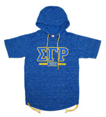 BB-  SGRHO Short Sleeves Hoodies