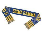 Scarf-  Sigma Gamma Rho  Scarf (Royal)