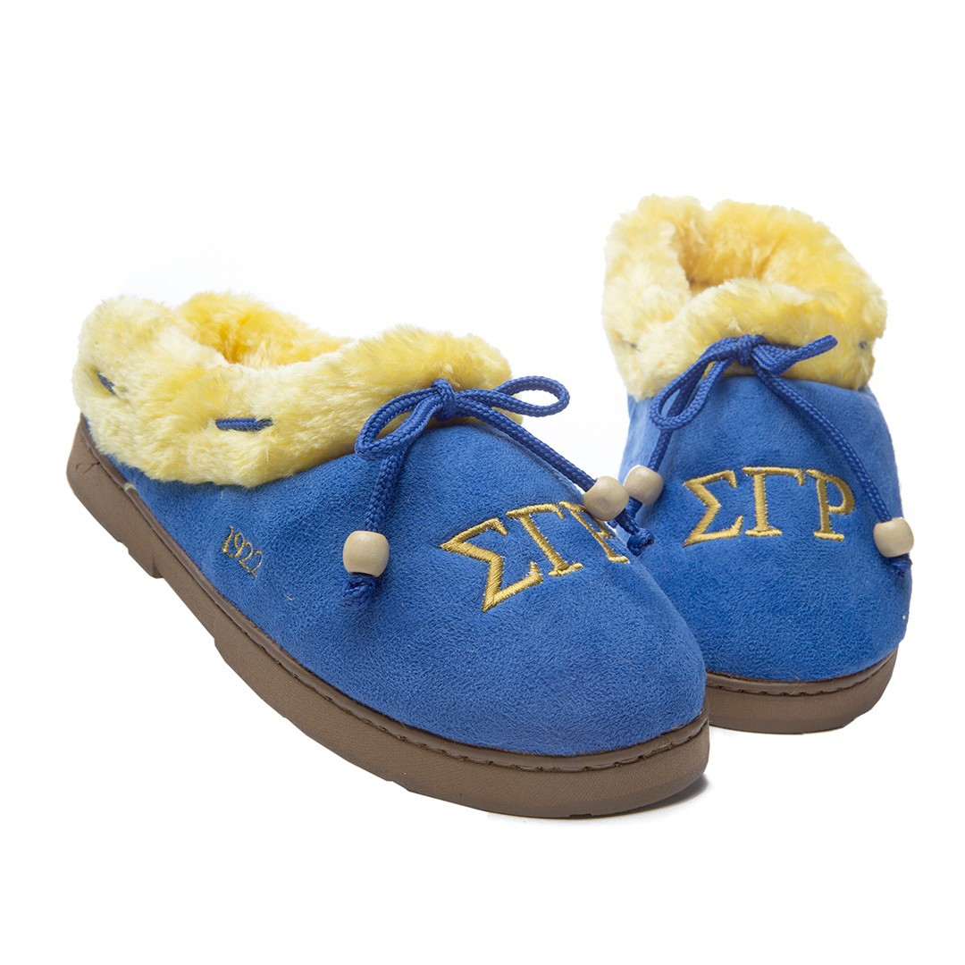 10b0e3214bc3 SGRHO Cozy Slippers - Prime Heritage Gifts