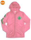 Jacket:  AKA  Lightweight Jacket with Pocket (pink)