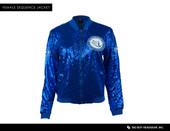 Jacket:   ZPB Royal  Sequins Jacket